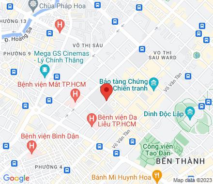 28 Ngo Thoi Nhiem, District 3 700000 Ho Chi Minh City Vietnam - Map view