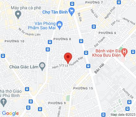 268 Lý Thường Kiệt, P.14, Q.10 700000 Ho Chi Minh City Vietnam - Map view