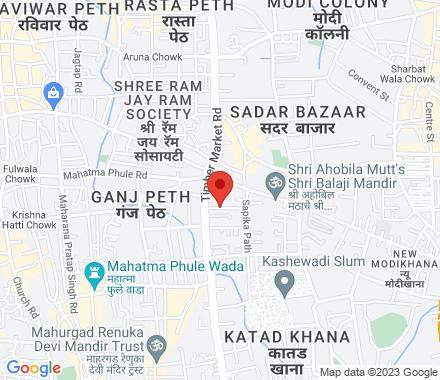 Veer Bharat Society, Bhavani peth 411042  India - Map view