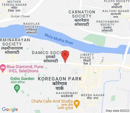 6th Floor Kapila Matrix, North Main road, Koregaon Park, Mundhwa Annex 411001 Pune India - Map view