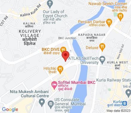 BKC Road, Bandra Kurla Complex, Bandra (East) 400051 Mumbai India - Map view