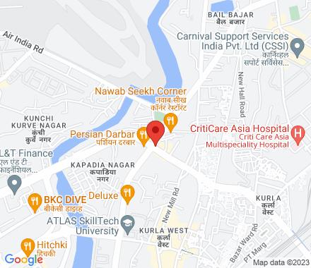 bhandardara samrad  ,  Mumbai, in - Map view