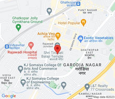 None 400077 Mumbai, Maharasthra IN - Map view