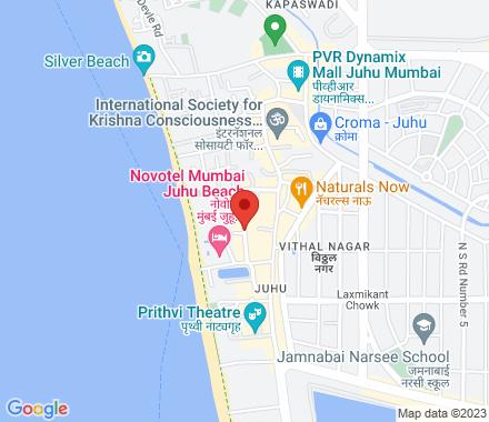 A.B. Nair Rd., Juhu 400049 Mumbai India - Map view