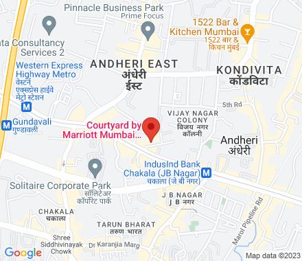 CTS 215, Opposite Sangam BIG Cinemas,Andheri Kurla Road, Andheri East 400059 Mumbai India - Map view
