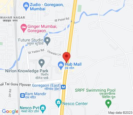 Western Express Highway, Goregaon (E), Mumbai  ,  Mumbai, in - Map view