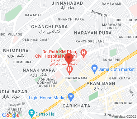 5 star, North Nazimabad. 74700  Pakistan - Map view