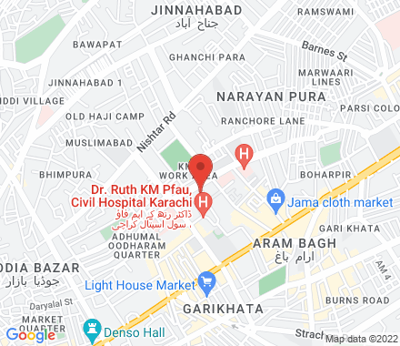 3rd Floor, K-House. Plot # 1-C, Khayaban - e - Shahbaz 75500 Karachi Pakistan - Map view