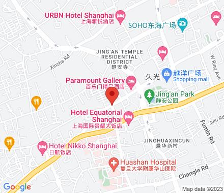 XNode JingAn, 9F , Overseas Chinese Mansion, 129 West Yan'an Road     延安西路129号华侨大厦9楼(近乌鲁木齐北路)  , meetup1 Shanghai, CN - Map view