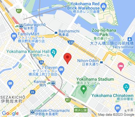 中区相生町3-61 泰生ビル2階 231-0012 Kanagawa Japan - Map view