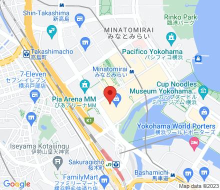 横浜市西区みなとみらい2丁目2番1号 ランドマークプラザ 地下1階  , meetup2 Yokohama, JP - Map view