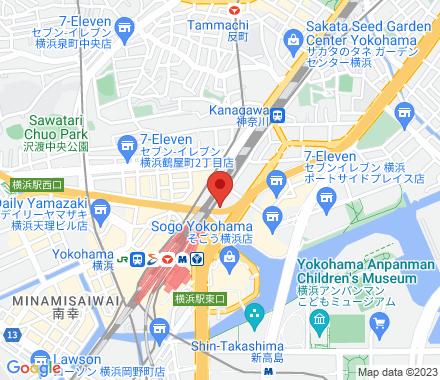 神奈川県横浜市神奈川区金港町5番7号  ,  Yokohama, jp - Map view