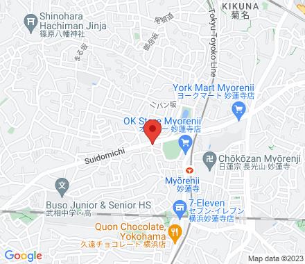 1-2-19 Shinohara Higashi 2220022 Yokohama Japan - Map view