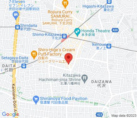 代沢5-29-15SYビル1F 155-0032 Tokyo Japan - Map view