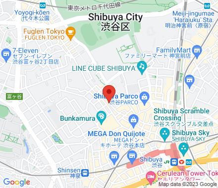 37-10 udagawa-cho 150-0042 Shibuya-ku Japan - Map view