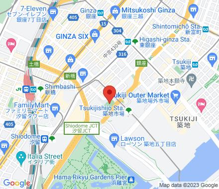 Shiseido Bldg. B1, 8-8-3 Ginza, Chuo-ku, Tokyo 104-0061 - Map view