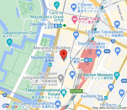 丸の内2-5-1 丸の内二丁目ビル 6階 100-0005 Chiyoda-ku Japan - Map view