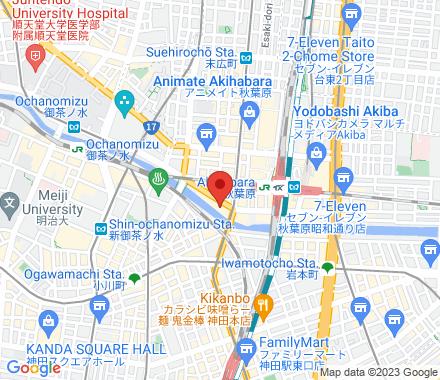 千代田区外神田1-1-11  ,  Tokyo, jp - Map view