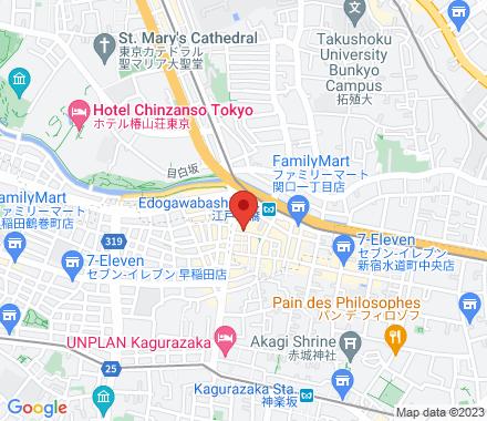 45 Ichigaya-Yanagichō Shinjuku-ku, Ichigaya KK Tower  ,  Tokyo, jp - Map view