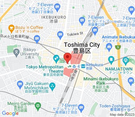 東京都豊島区西池袋1丁目12−1  ,  Tokyo, jp - Map view