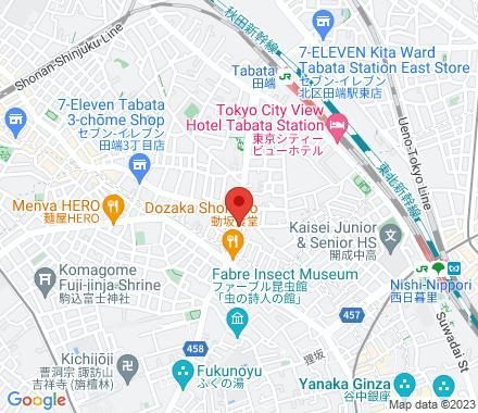 北区田端1-5-4 トリニティ田端ビル4F  ,  Tokyo, jp - Map view