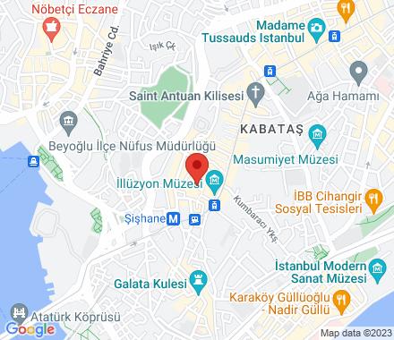 Jurnal Sok. No:4 Tünel, Asmalı Mescit, Beyoğlu 34430 Istanbul Turkey - Map view