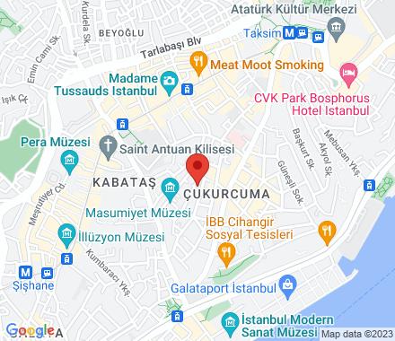 Firuzağa, Kadirler Yok. 34425 Istanbul Turkey - Map view