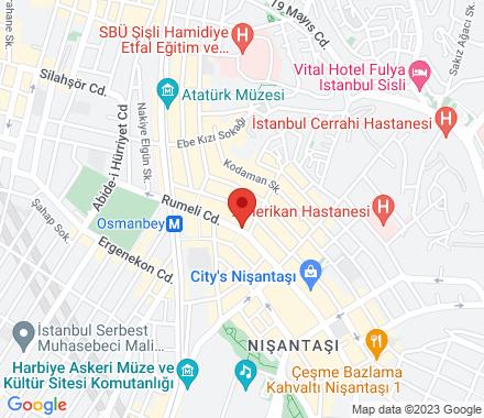 Şişli / İstanbul 34373 Istanbul Turkey - Map view