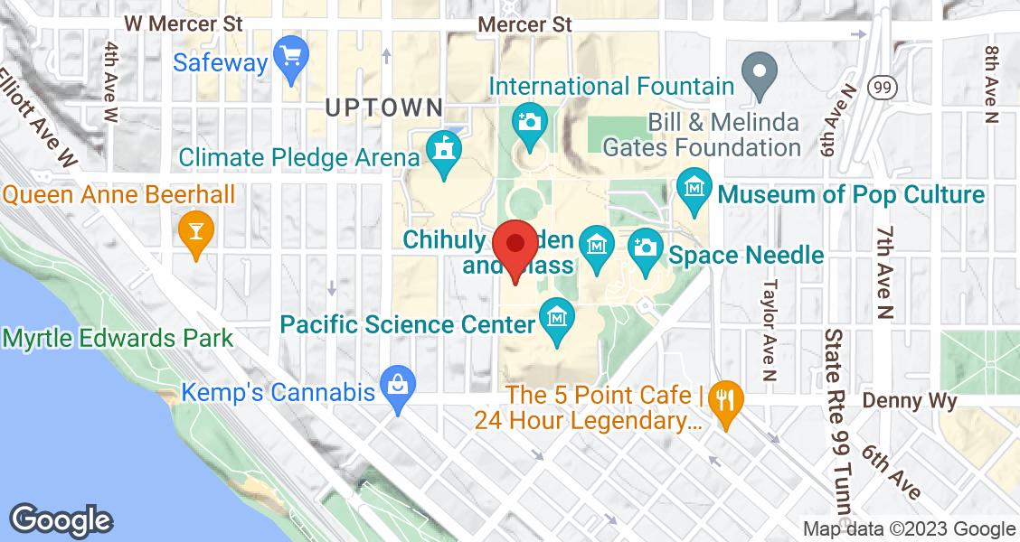 Seattle Children's Theater, 201 Thomas St, Seattle, WA, U.S.