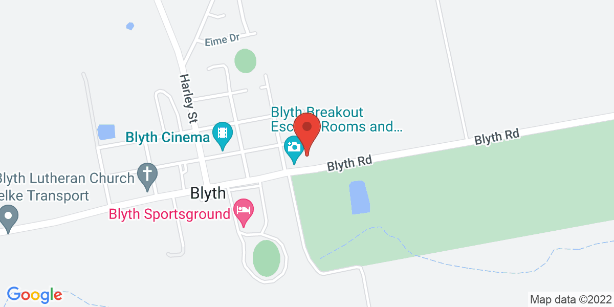 <div class='vcard'><div class='fn'>The Quarters @ BDH</div>                         <div class='adr' >                             <div class='street-address'>1 South Terrace</div>                             <div class='extended-address'></div>                             <div>                                 <span class='locality'>Blyth</span>,                                 <span class='region'>South Australia</span>                                 <span class='postal-code'>5462</span>                             </div>                                                      </div></div>