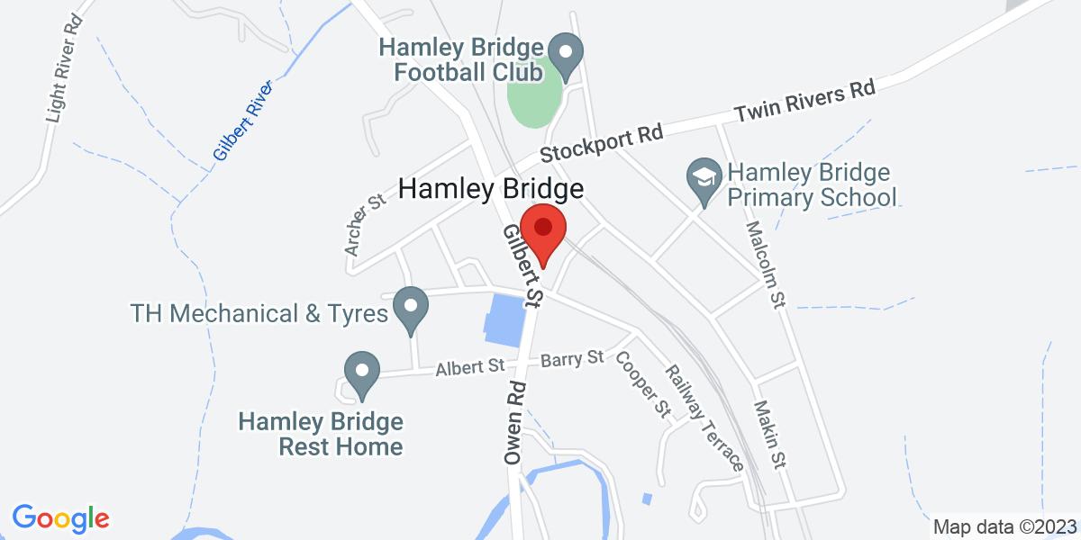 <div class='adr' >                             <div class='street-address'>12 Gilbert Street</div>                             <div class='extended-address'></div>                             <div>                                 <span class='locality'>Hamley Bridge</span>,                                 <span class='region'>South Australia</span>                                 <span class='postal-code'>5401</span>                             </div>                                                      </div>