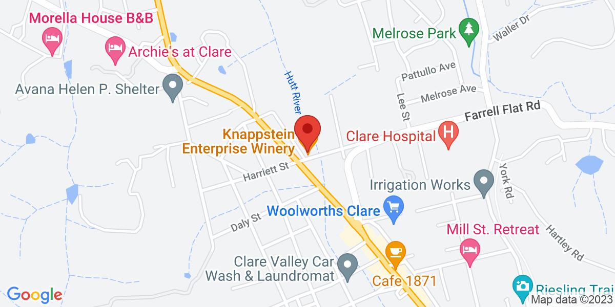 <div class='adr' >                             <div class='street-address'>2 Pioneer Ave</div>                             <div class='extended-address'></div>                             <div>                                 <span class='locality'>Clare</span>,                                 <span class='region'>South Australia</span>                                 <span class='postal-code'>5453</span>                             </div>                                                      </div>