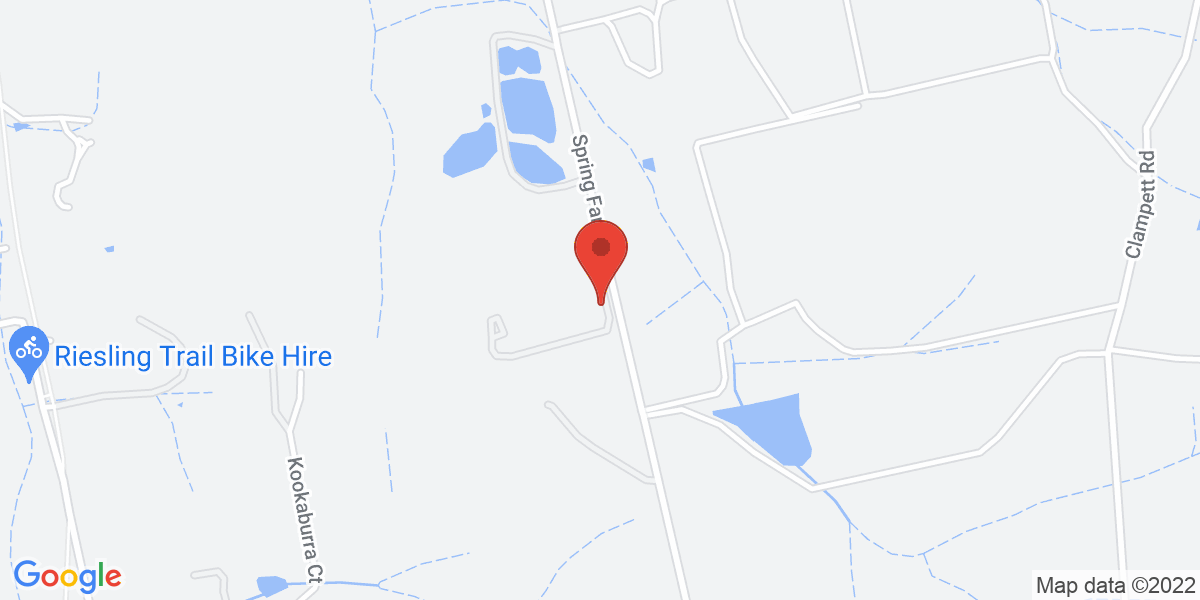 <div class='vcard'><div class='fn'>The Olive Bus</div>                         <div class='adr' >                             <div class='street-address'>216 Spring Farm Road</div>                             <div class='extended-address'></div>                             <div>                                 <span class='locality'>Spring Farm</span>,                                 <span class='region'>South Australia</span>                                 <span class='postal-code'>5453</span>                             </div>                                                      </div></div>