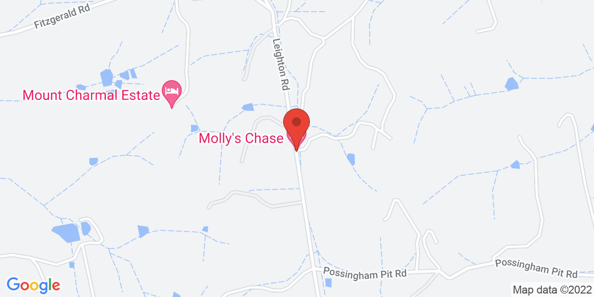 <div class='vcard'><div class='fn'>Molly's Chase</div>                         <div class='adr' >                             <div class='street-address'>269 Leighton Road</div>                             <div class='extended-address'></div>                             <div>                                 <span class='locality'>Gillentown</span>,                                 <span class='region'>South Australia</span>                                 <span class='postal-code'>5453</span>                             </div>                                                      </div></div>