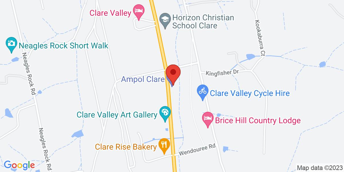 <div class='vcard'><div class='fn'>Clare Valley Taxi</div>                         <div class='adr' >                             <div class='street-address'>35 Main North Road</div>                             <div class='extended-address'></div>                             <div>                                 <span class='locality'>Clare</span>,                                 <span class='region'>South Australia</span>                                 <span class='postal-code'>5453</span>                             </div>                                                      </div></div>