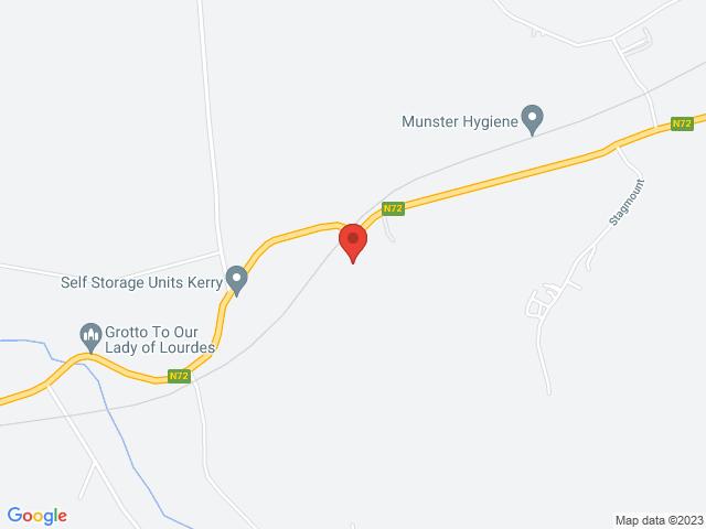 Donagh Hickey Motors location