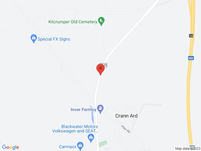 Fermoy Nissan Ltd location