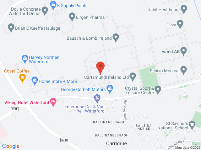 John Kelly Waterford location