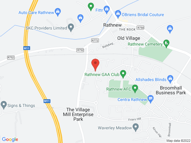 John Linnane Motors location