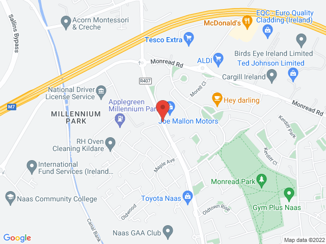 Joe Mallon Motors location