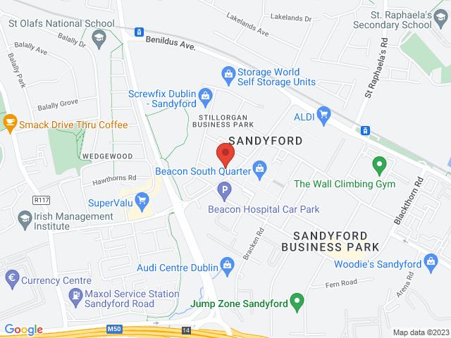 Spirit Skoda Ltd location