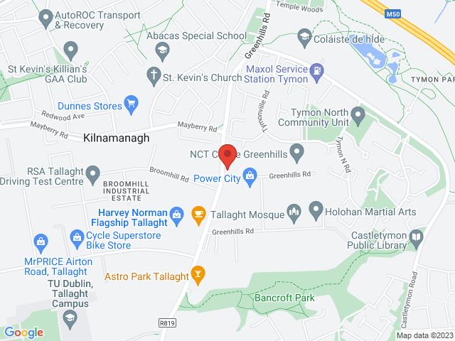 Agnelli Motor Park location