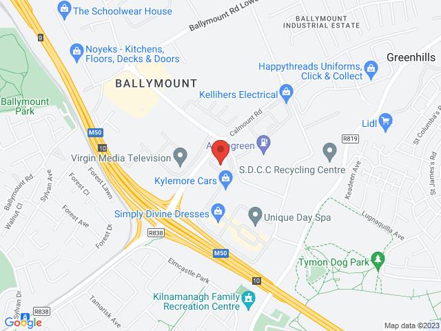 Pilsen Auto Ltd location