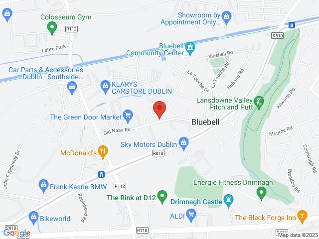 Prestige Auto Traders location