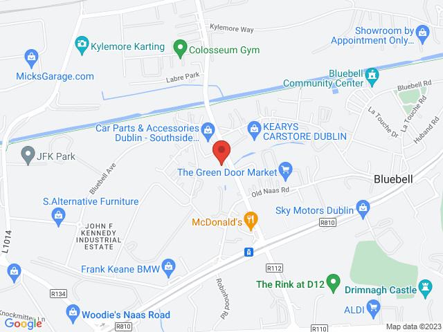 ALD Carmarket location