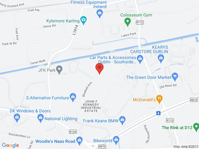 Glassen Motor Group location