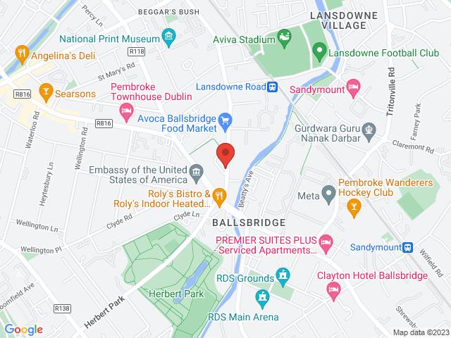 MSL Ballsbridge Motors Mercedes-Benz location