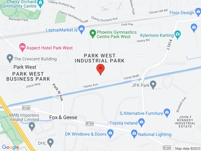 Kearys CarStore Dublin location