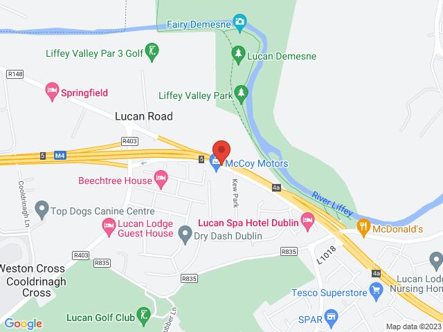 McCoy Motors Ltd location