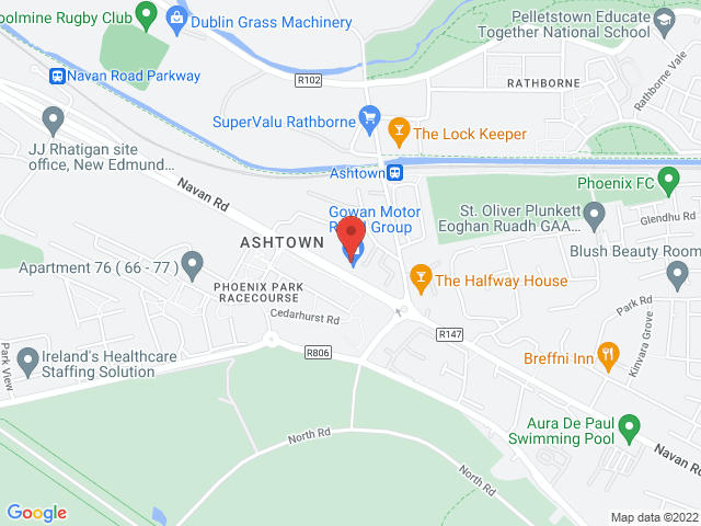 Gowan Motors Navan Road location